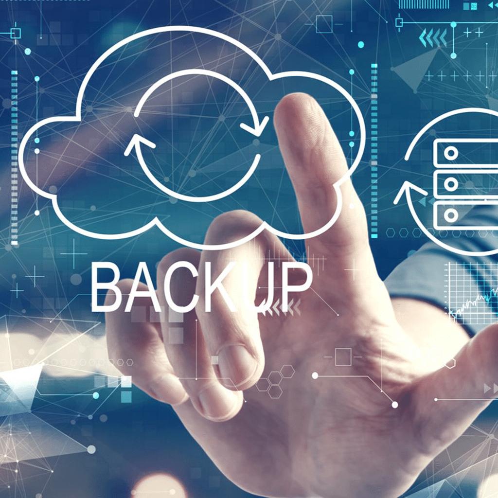 Hoe implementeer je een goede back-up?