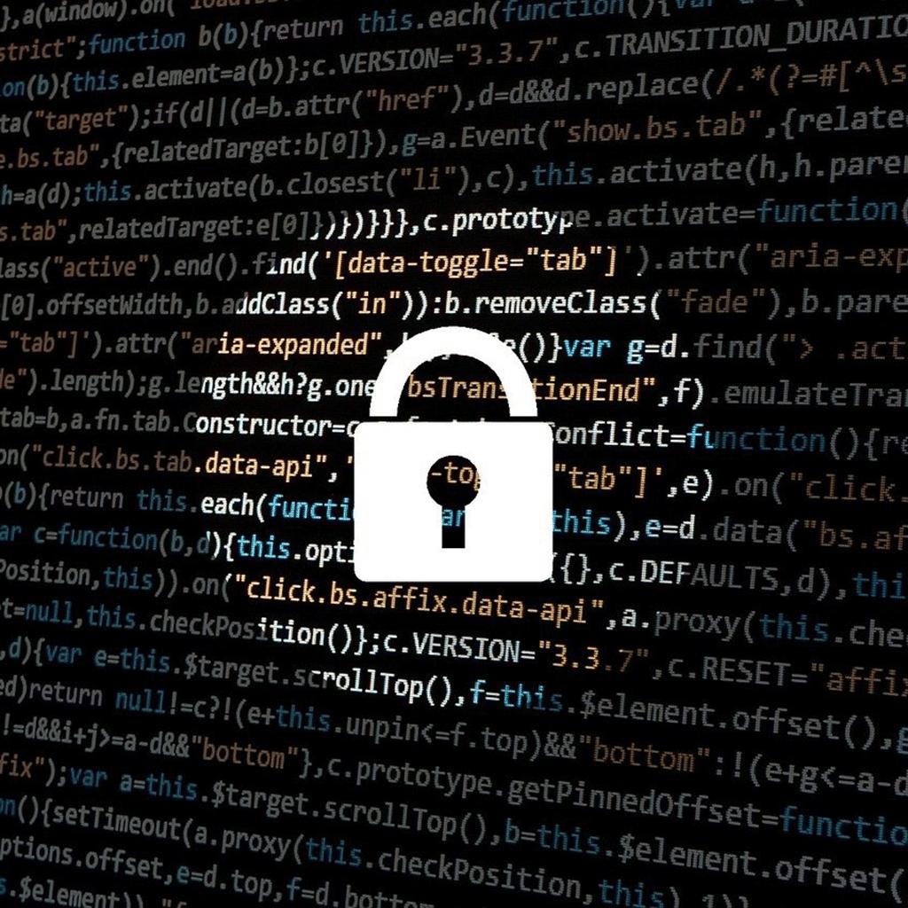 Het gebruik van wachtwoorden door computergebruikers