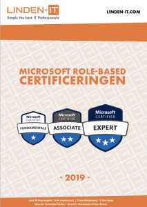 Microsoft role-based Certifications
