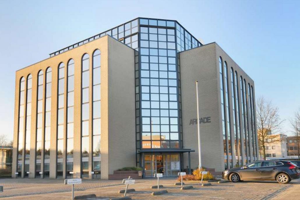 Linden-IT kantoor in Amersfoort, provincie Utrecht