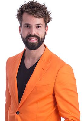 Tobias van de IT consultancy afdeling